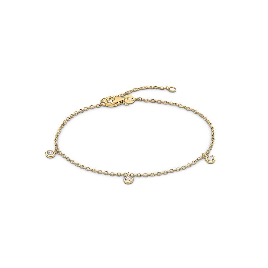 CHRIST Gold Armband 87523748