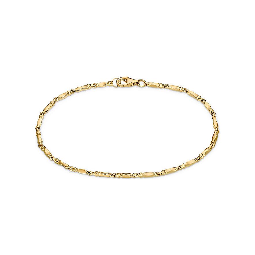 CHRIST Gold Armband Poliert