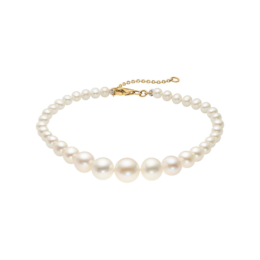 CHRIST Pearls Armband 87558355