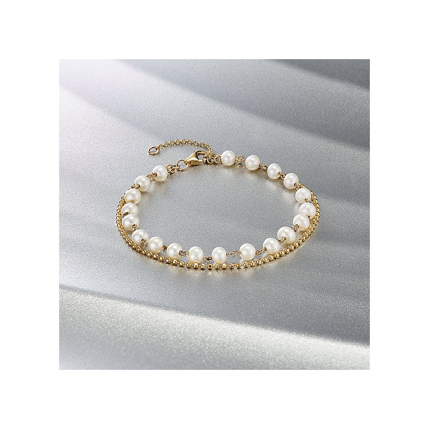 CHRIST Pearls Armband 87558428