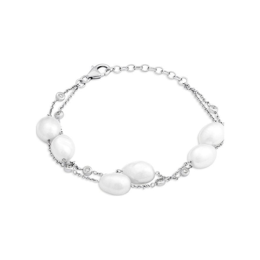 CHRIST Pearls Armband 87773795