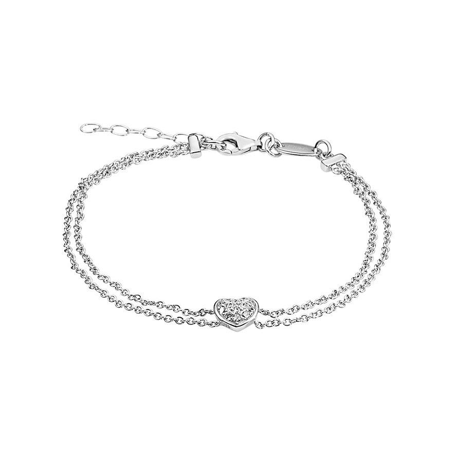 CHRIST Silver Armband 86482320