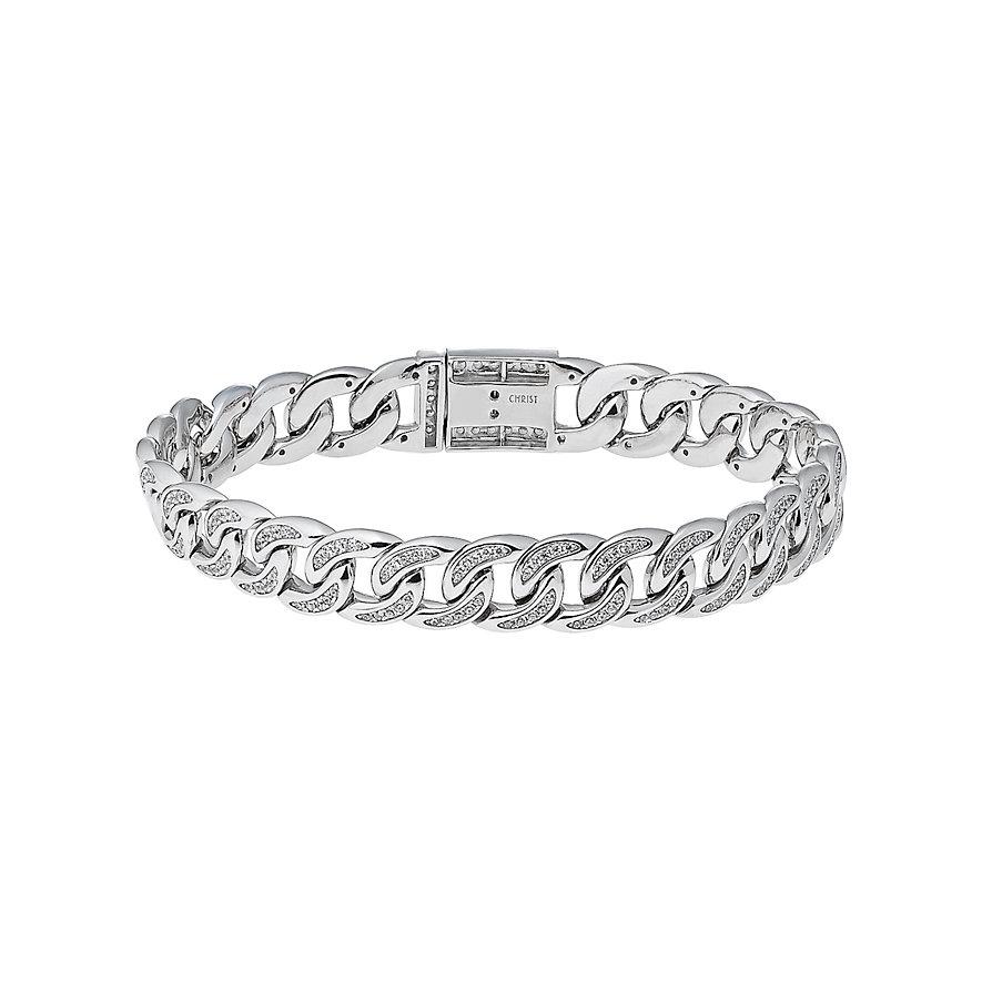 CHRIST Silver Armband 86769581