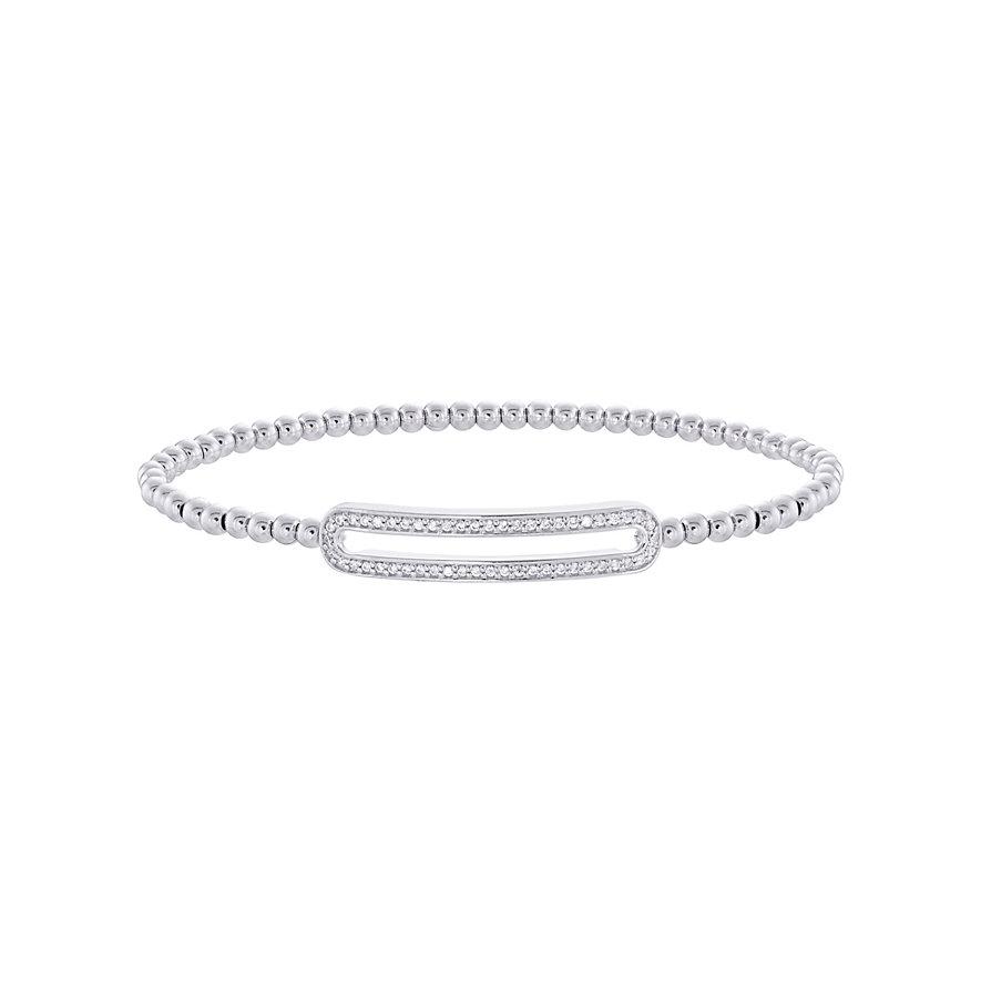 CHRIST Silver Armband 86866242