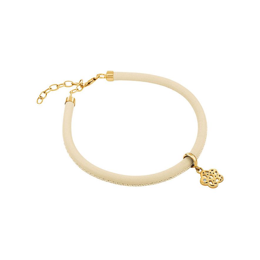 CHRIST Zirkonia Blume Armband 85273701