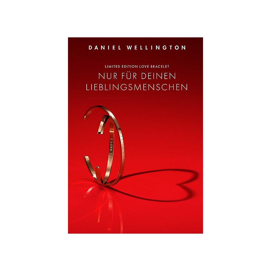 Daniel Wellington Armreif Classic Love Bracelet
