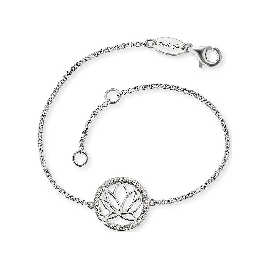 Engelsrufer Armband Lotus ERB-LOTUS-ZI