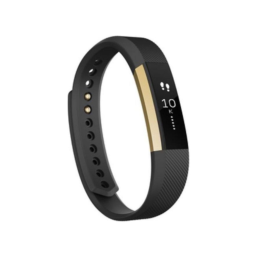 Fitbit Fitnessarmband Alta Gold/Black 40-29-1395