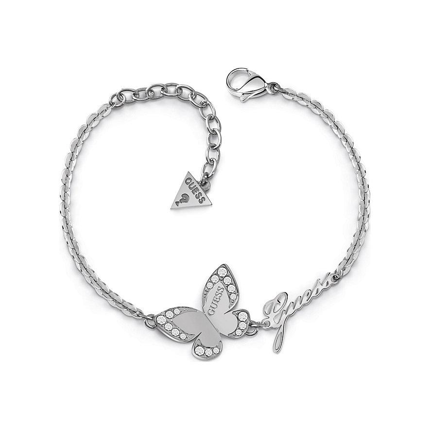 Guess Armband Butterfly JUBB78049JW
