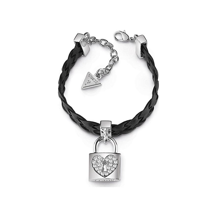 Guess Armband Heart Lock JUBB85127JW