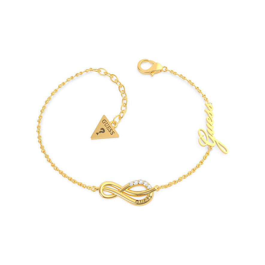 Guess Armband Pave Infinity UBB20092-S