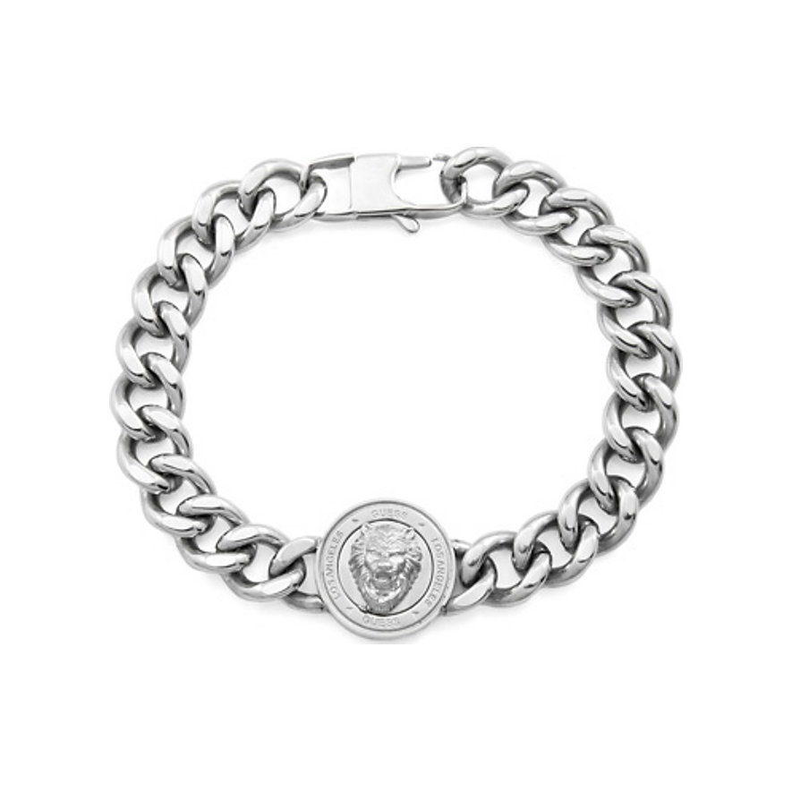 Guess Armband Silver Lion UMB20020-S
