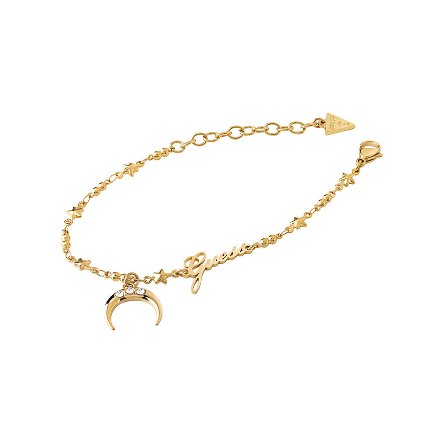 Guess Armband Small Chain Moon UBB29010-S