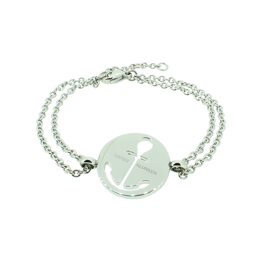 Hafen-Klunker Armband Anker 108034 - 17/18/19 cm