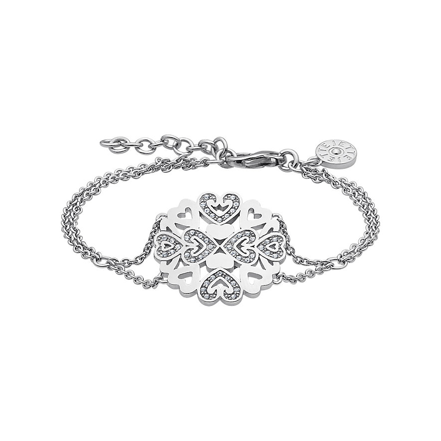 JETTE Silver Armband 86890241