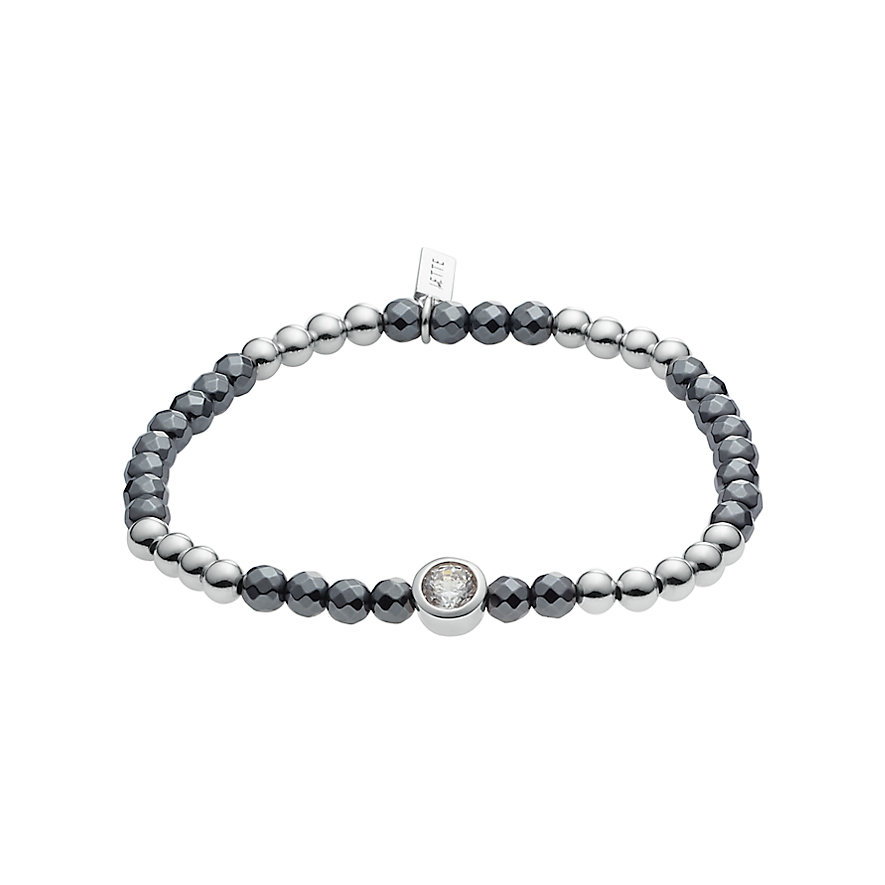 JETTE Silver Armband Summer Night