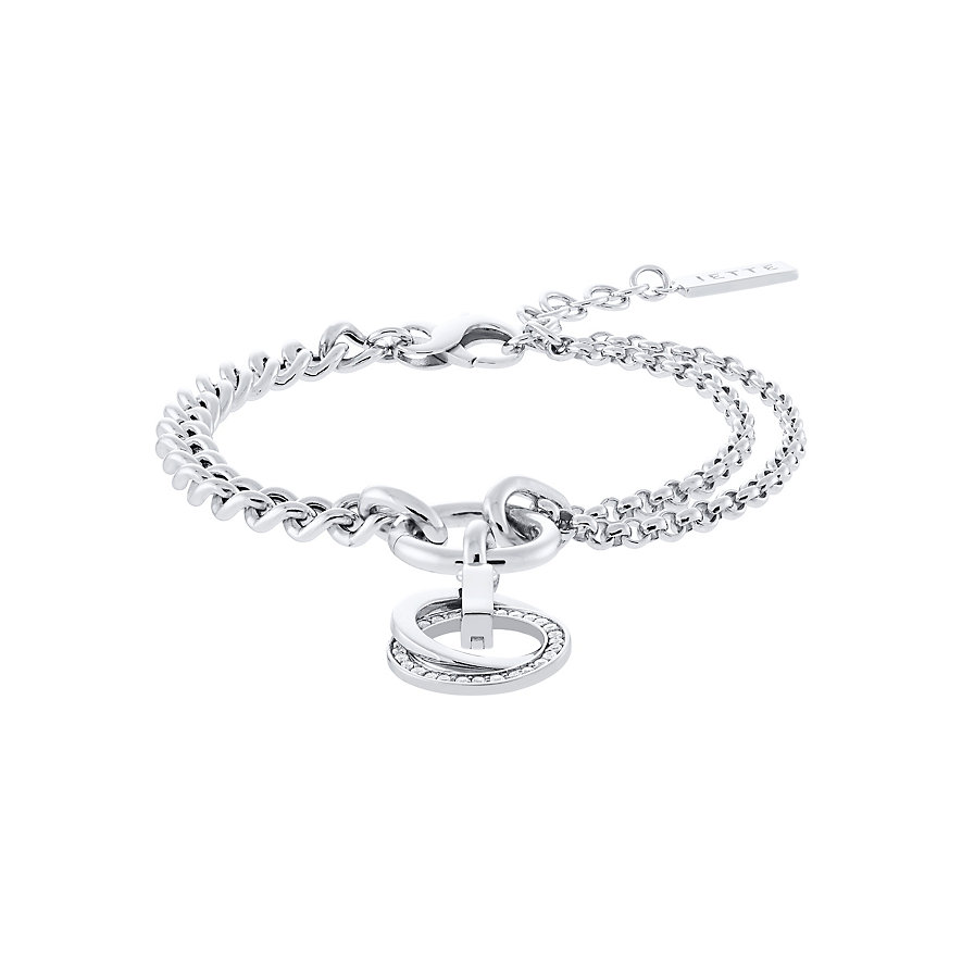 JETTE Silver Armband Swing 87036979
