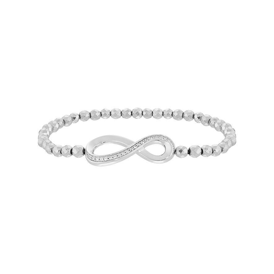 JETTE Silver Armband Unendlichkeit 86739305