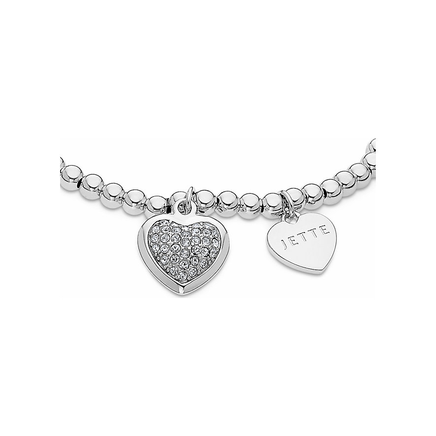 JETTE Silver MY LOVE Armband 86624621