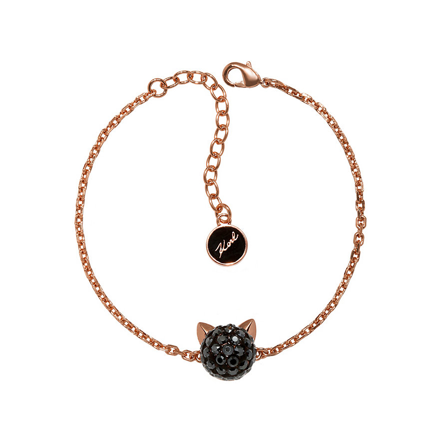 Karl Lagerfeld Armband Crystal Choupette 5378062