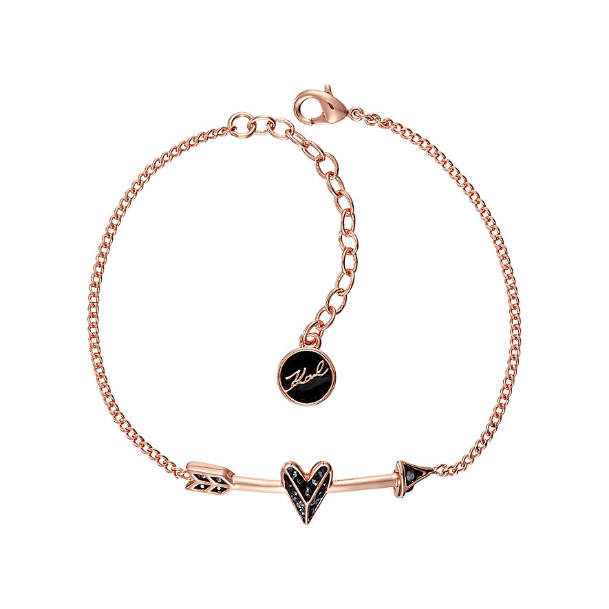 Karl Lagerfeld Armband Hearts And Arrows Br 5483595
