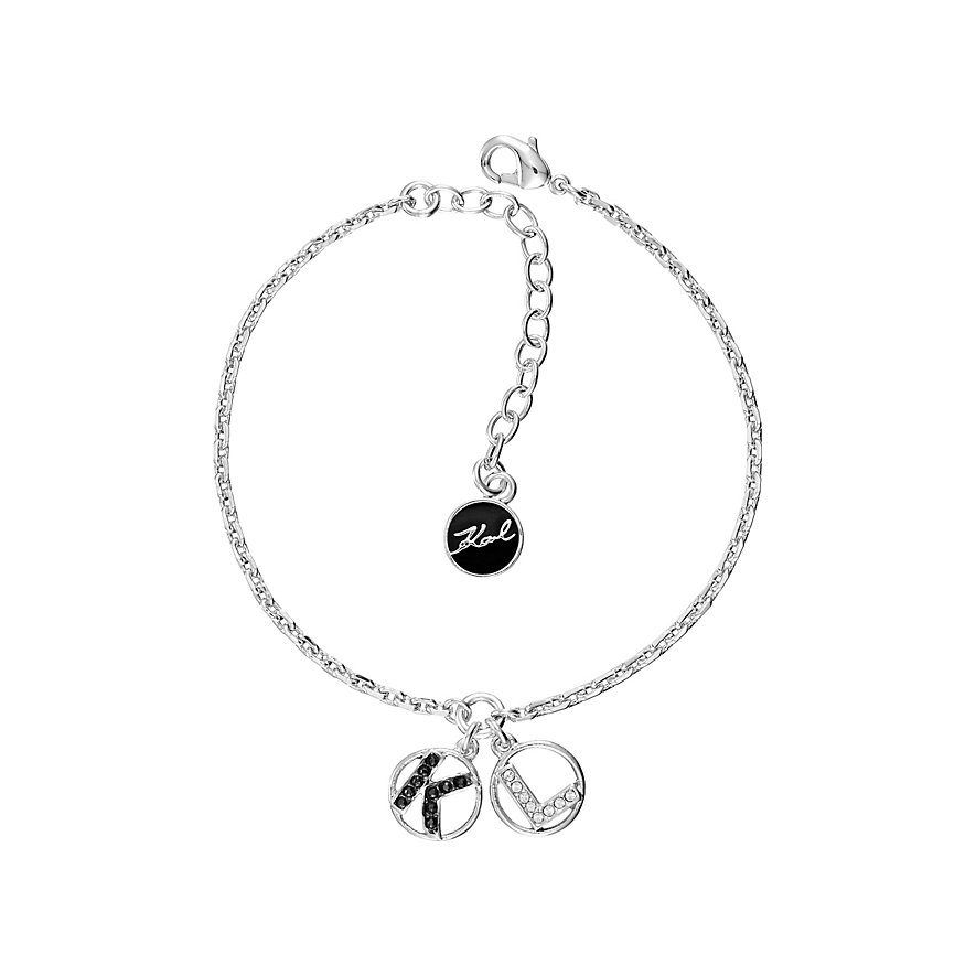 Karl Lagerfeld Armband Pearl & Crystal 5483697