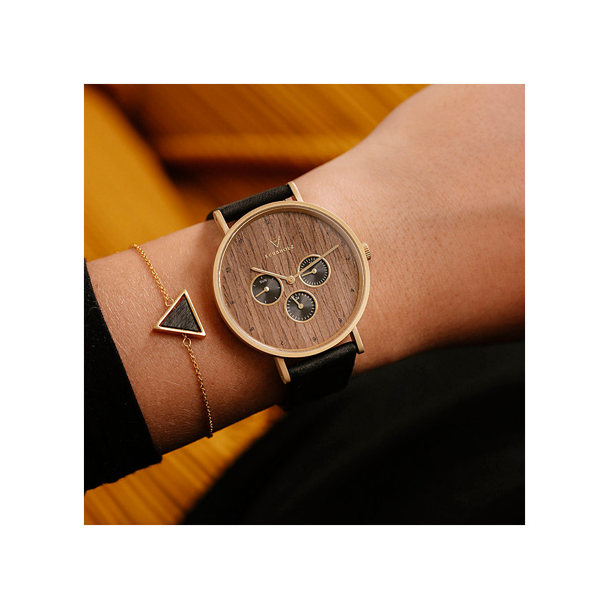 Kerbholz Armband GEOTRI8132
