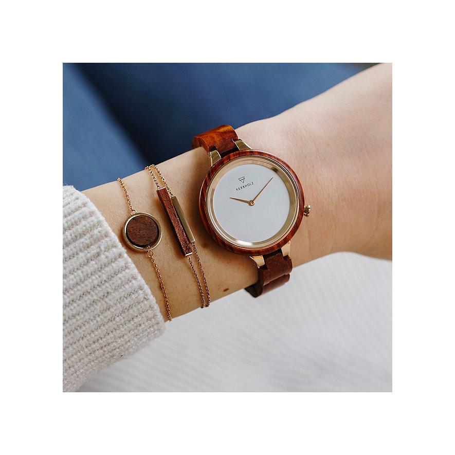 Kerbholz Armband Rosewood GEOREC8187