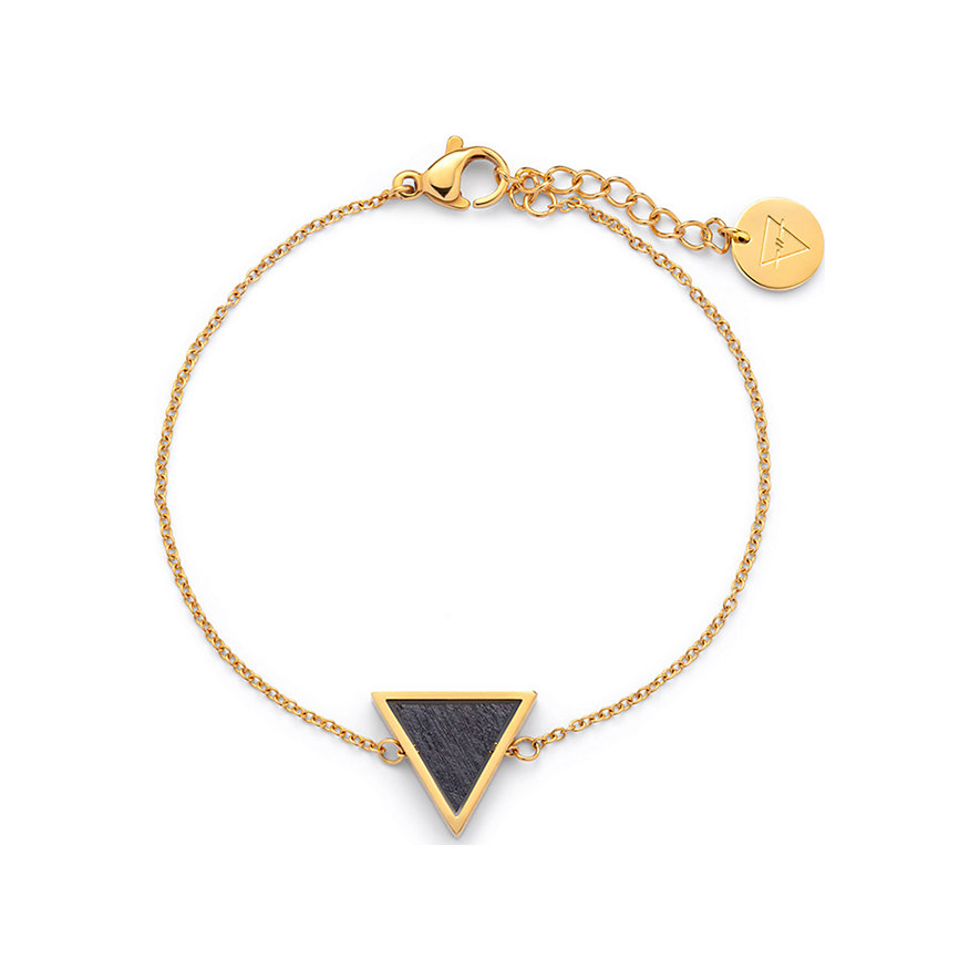 Kerbholz Armband Sandalwood GEOTRI8132