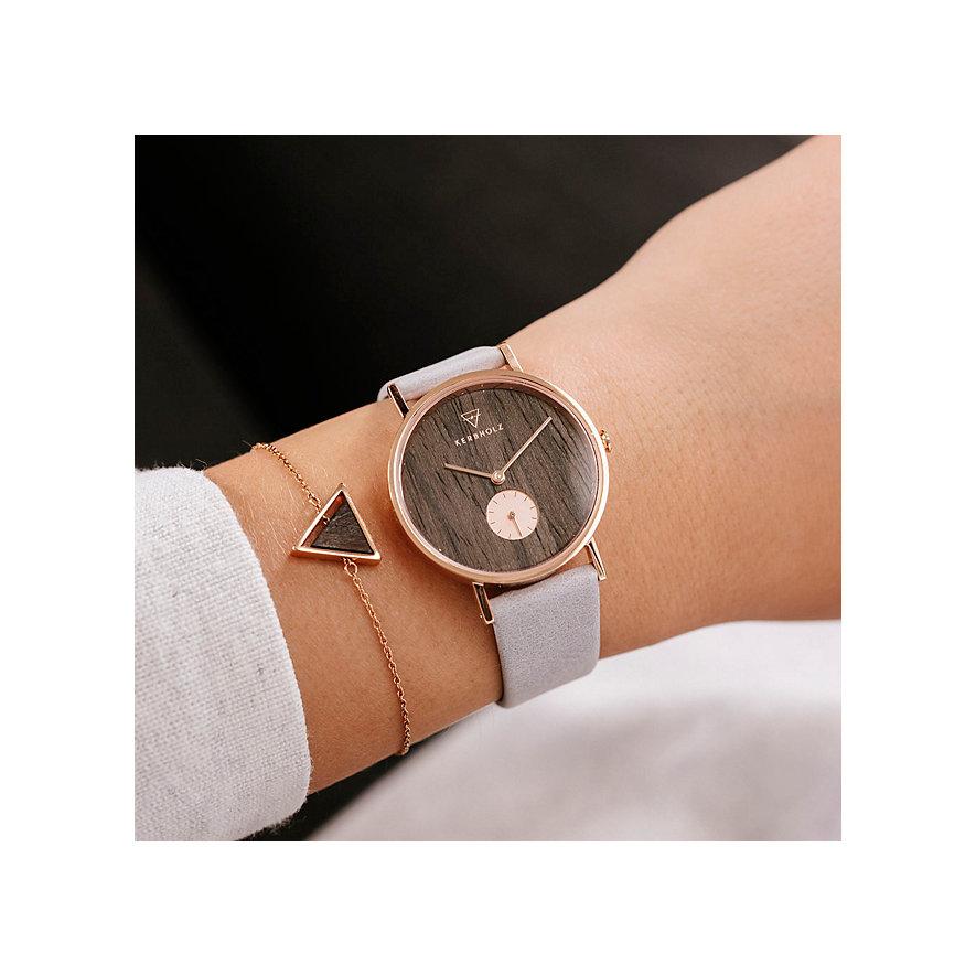 Kerbholz Armband Sandalwood GEOTRI8149