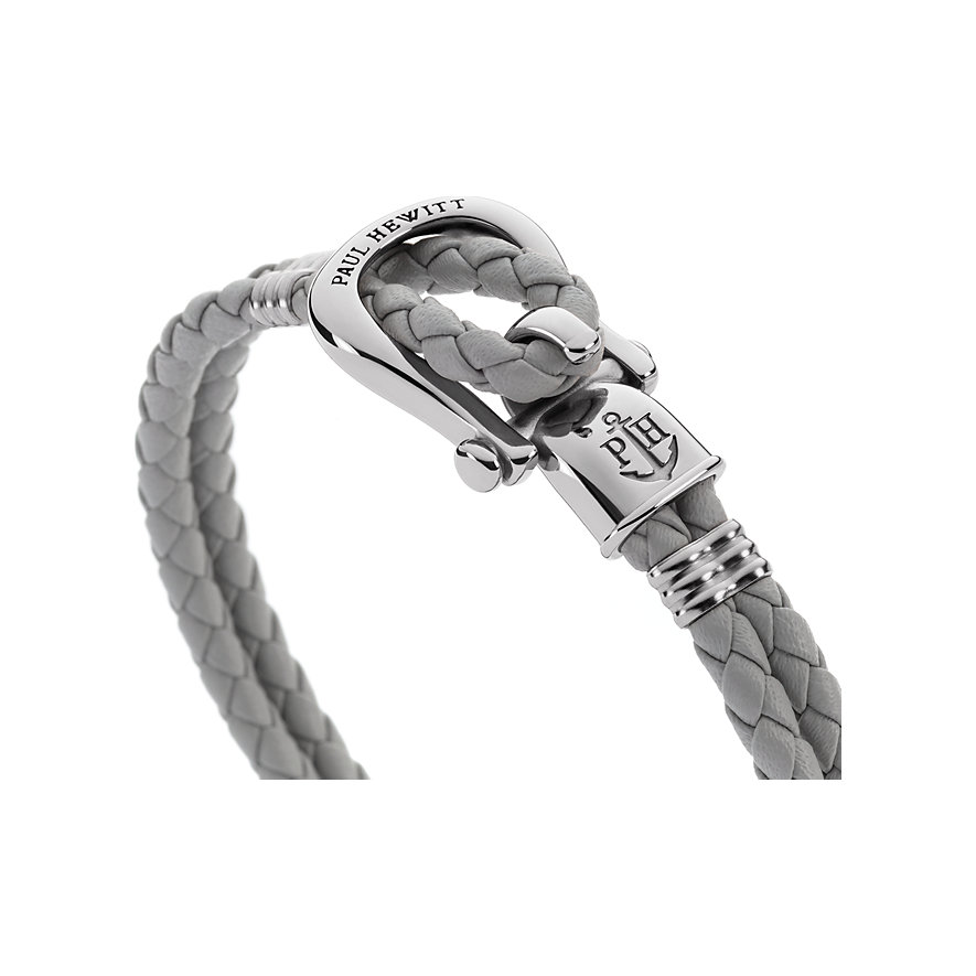 Paul Hewitt Armband Female Phinity Shackle PH-FSH-L-S-Gr