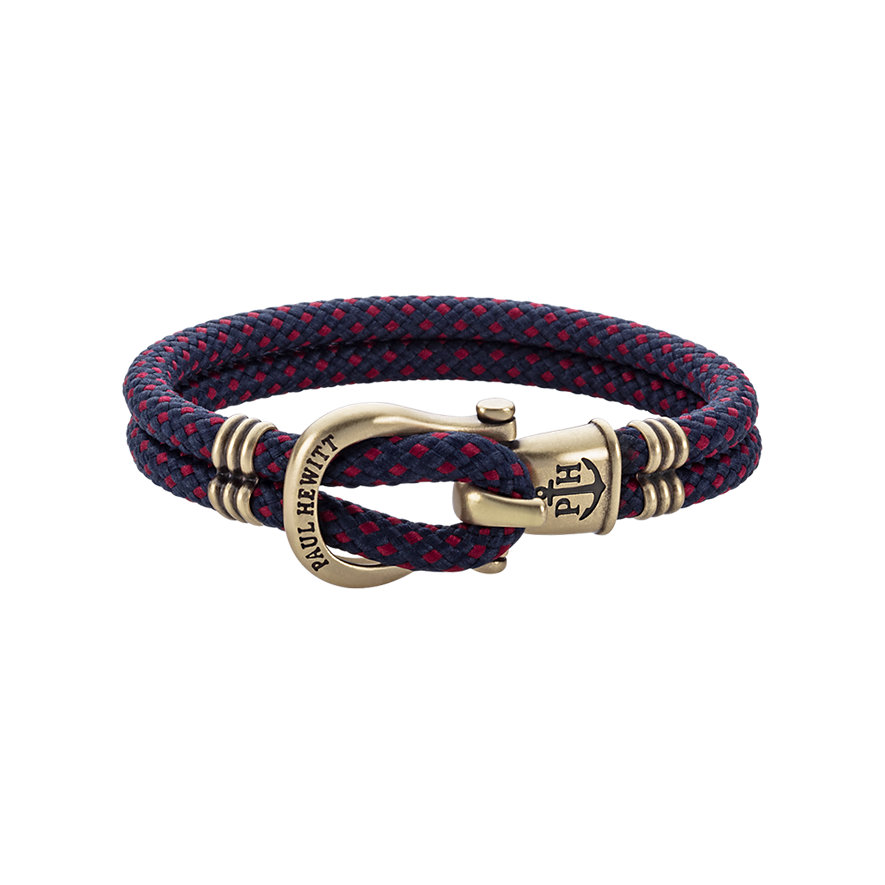 Paul Hewitt Herrenarmband Phinity Nylon  PH-SH-N-M-NR
