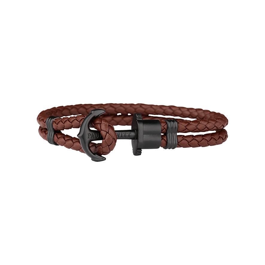 Paul Hewitt PHREP Anker Armband PH-PH-L-B-Br