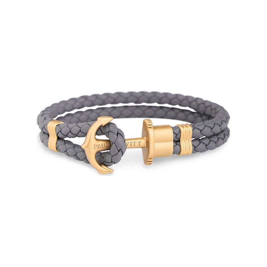 Paul Hewitt Phrep Anker Armband PH-PH-L-Gt-Sg