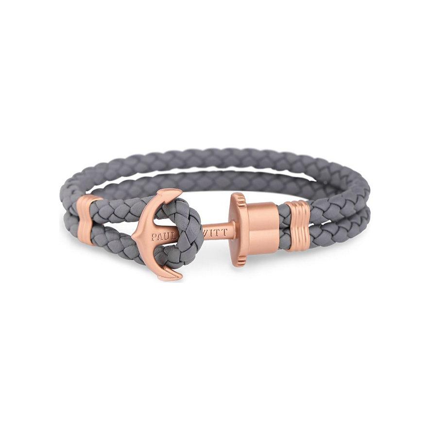 Paul Hewitt Phrep Anker Armband PH-PH-L-Rt-Sg