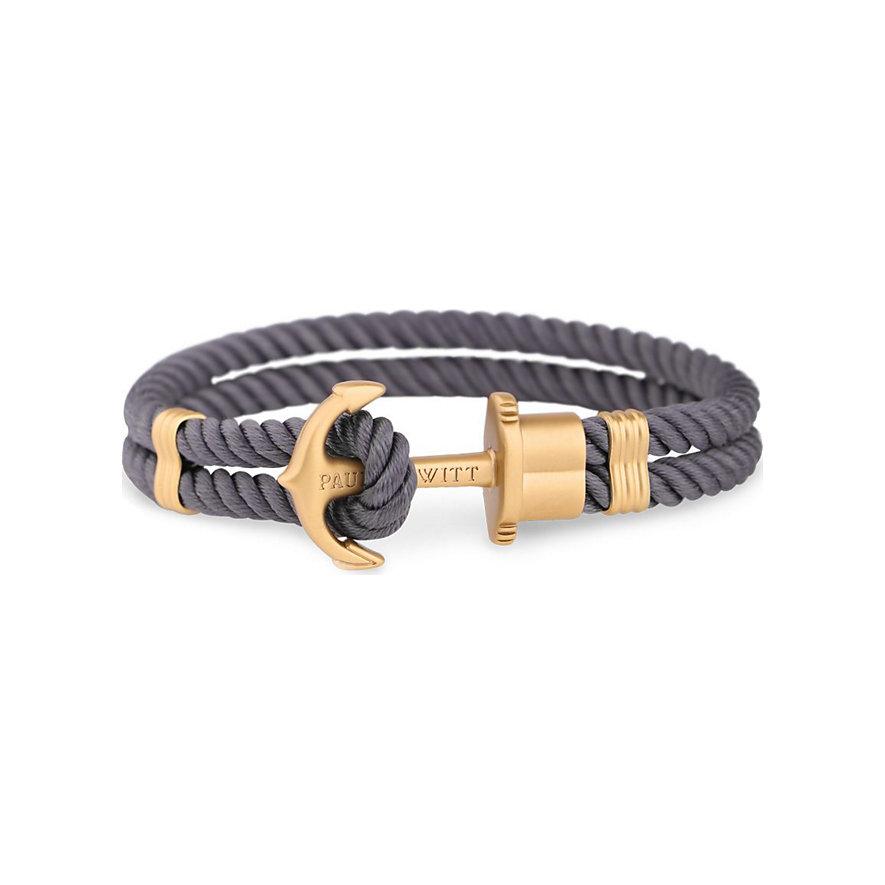 Paul Hewitt Phrep Anker Armband PH-PH-N-Gt-Sg