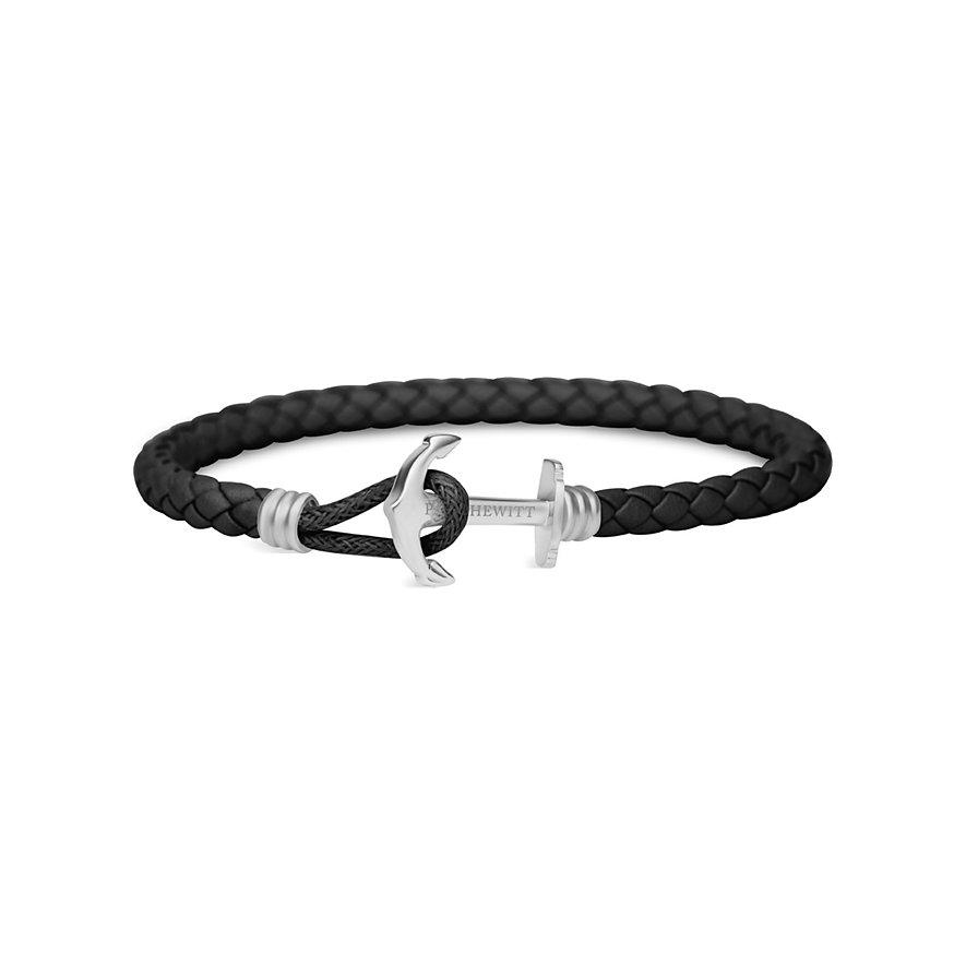 Paul Hewitt Phrep Anker Armband PH-PHL-L-S-B