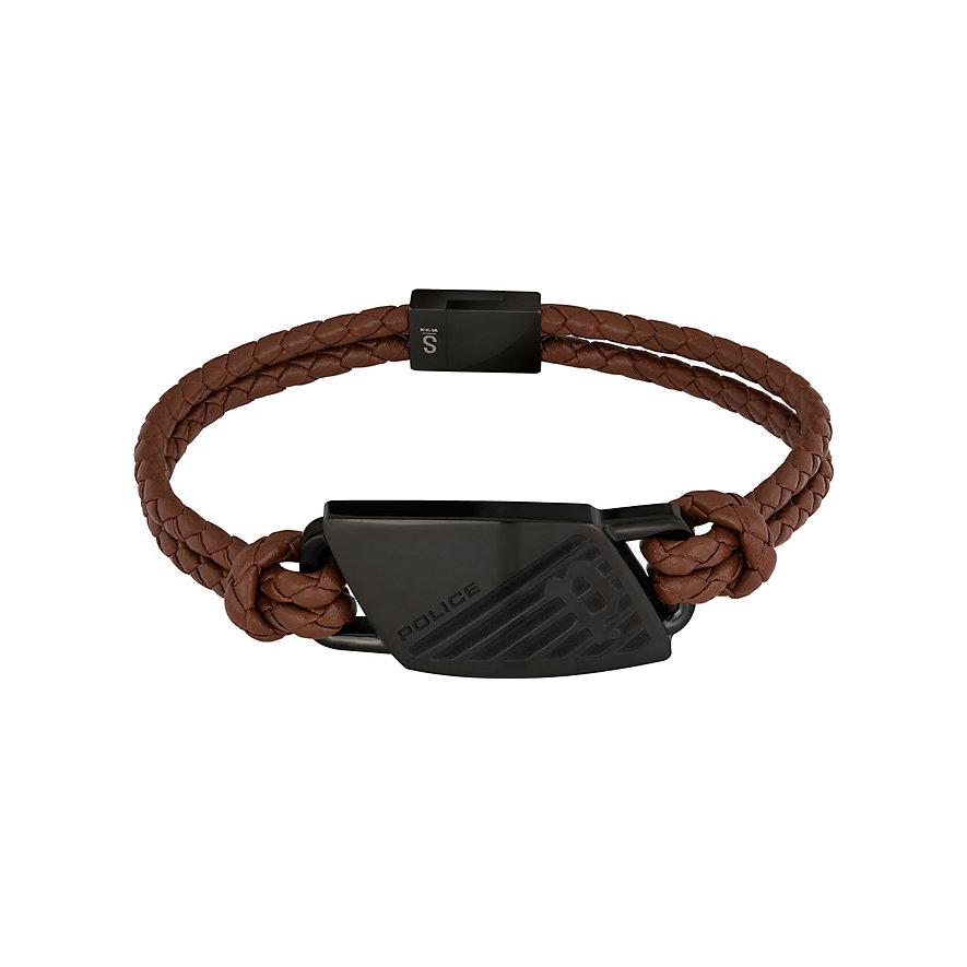 Police Armband PJ26559BLB.02