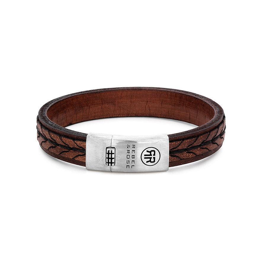 Rebel & Rose Armband RR-L0079-S-M