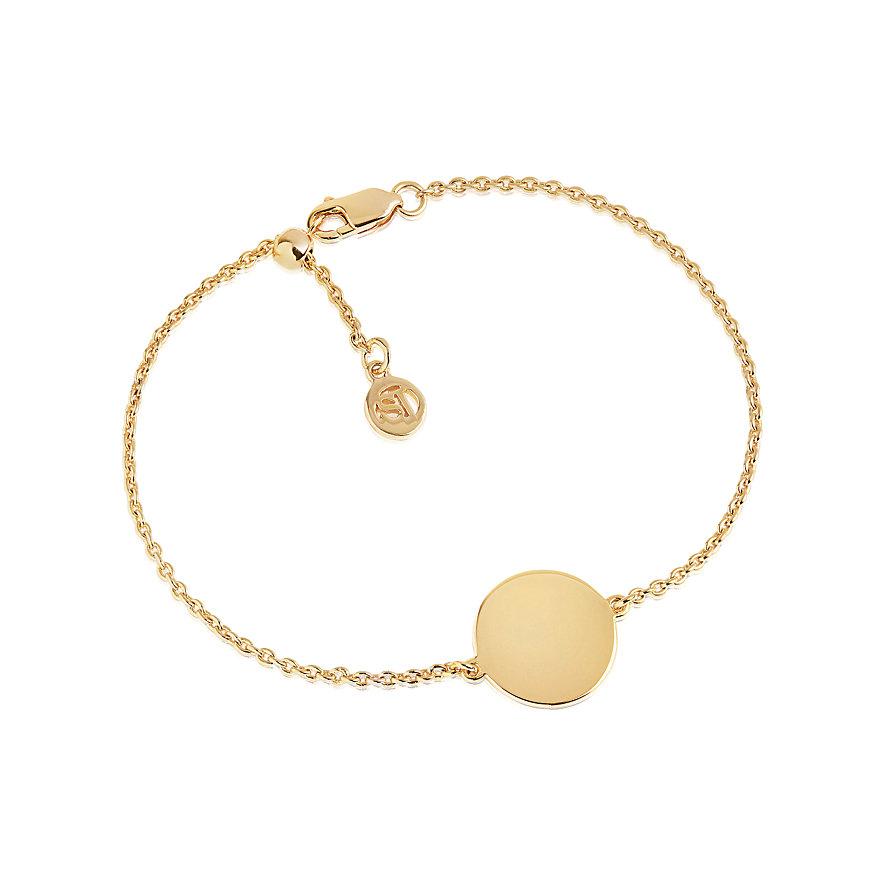 Sif Jakobs Jewellery Armband Follina Pianura SJ-B1070-(YG)