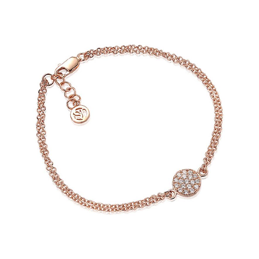 Sif Jakobs Jewellery Armband Sacile SJ-B2071-CZ-RG