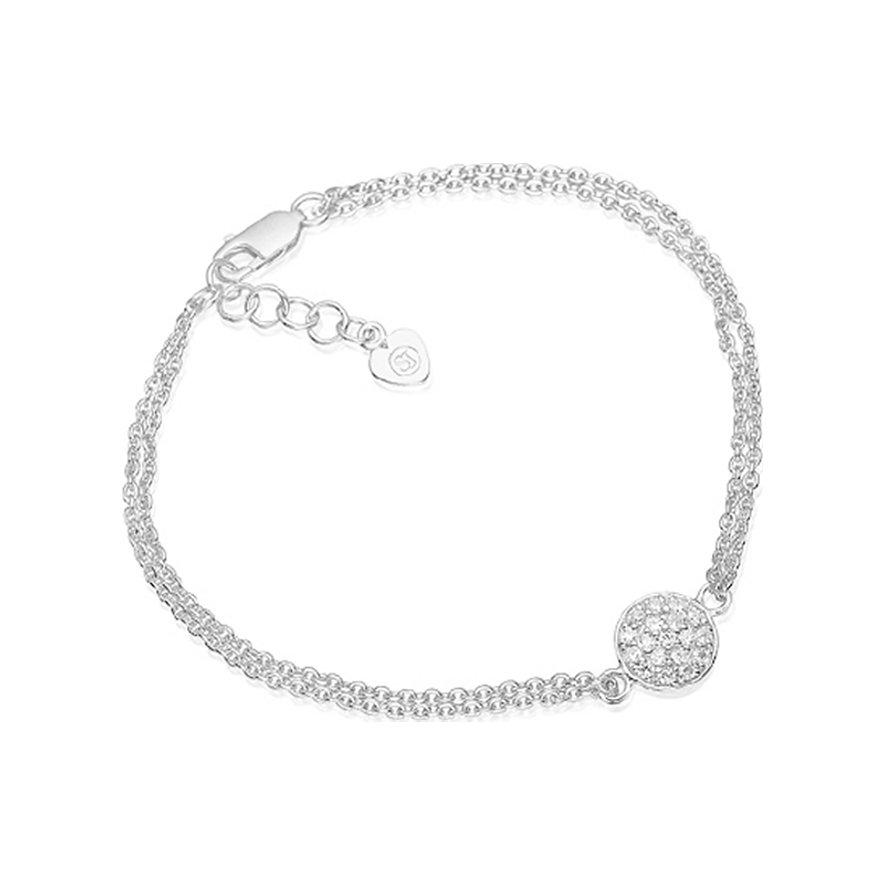 Sif Jakobs Jewellery Armband Sacile SJ-B2071-CZ