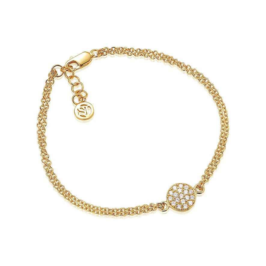Sif Jakobs Jewellery Armband SJ-B2071-CZ-YG