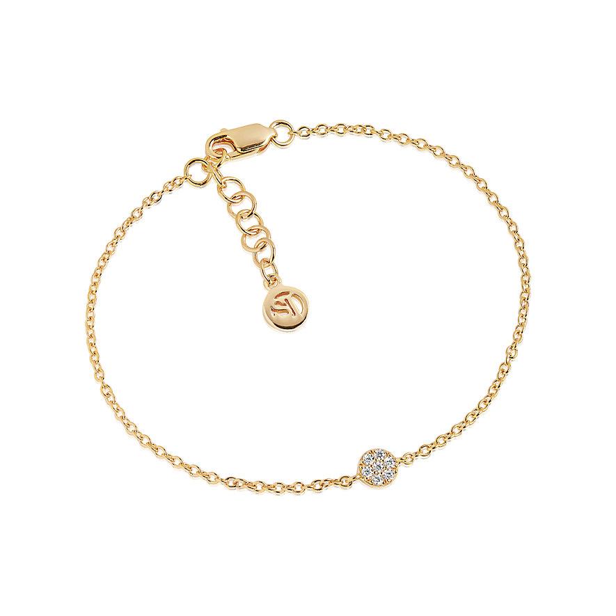 Sif Jakobs Jewellery Armband SJ-B2773-CZ-YG