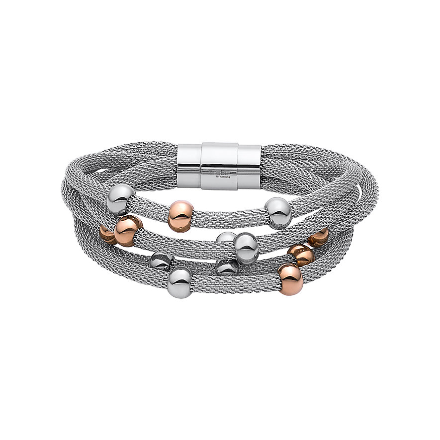 STEEL BY CHRIST Armband 86729873
