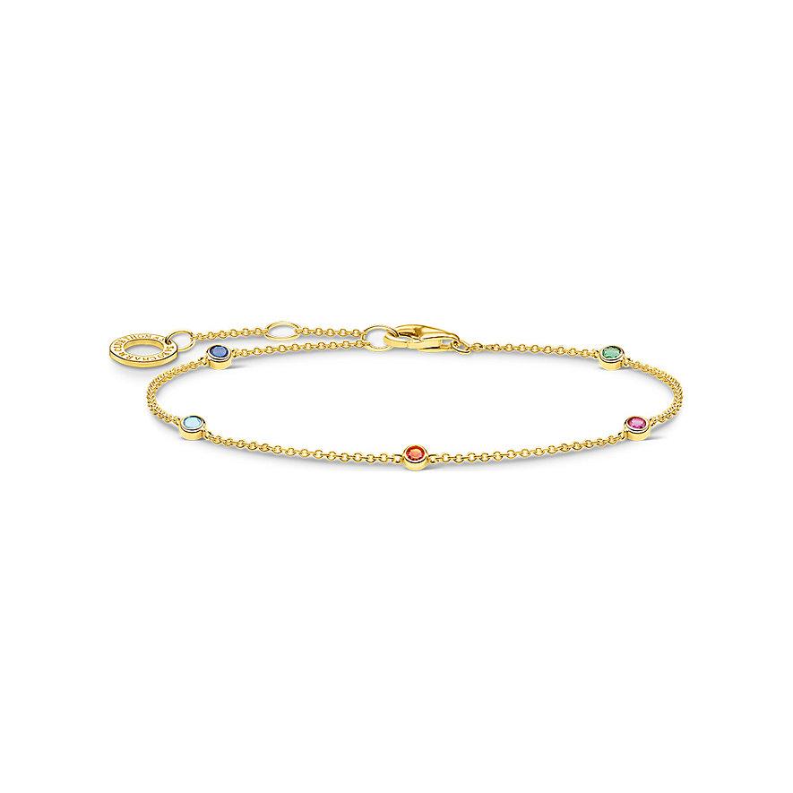 Thomas Sabo Armband A1999-488-7-L19v