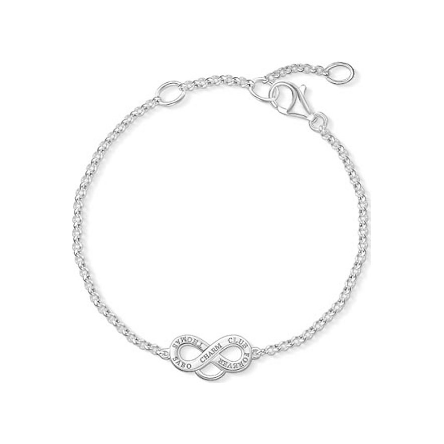 Thomas Sabo Armband X0204-001-12-L19,5v