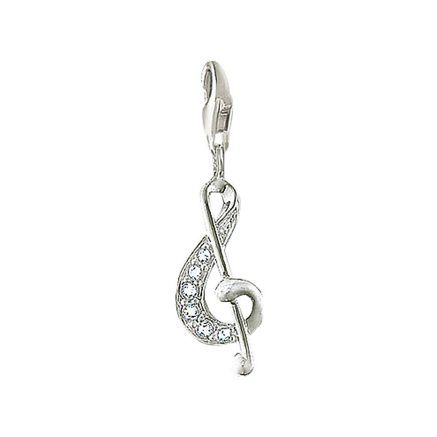 Thomas Sabo Charm 0386-051-14 Violinschlüssel