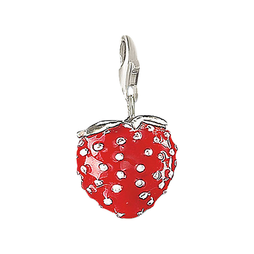Thomas Sabo Charm 0451-007-10 Erdbeere