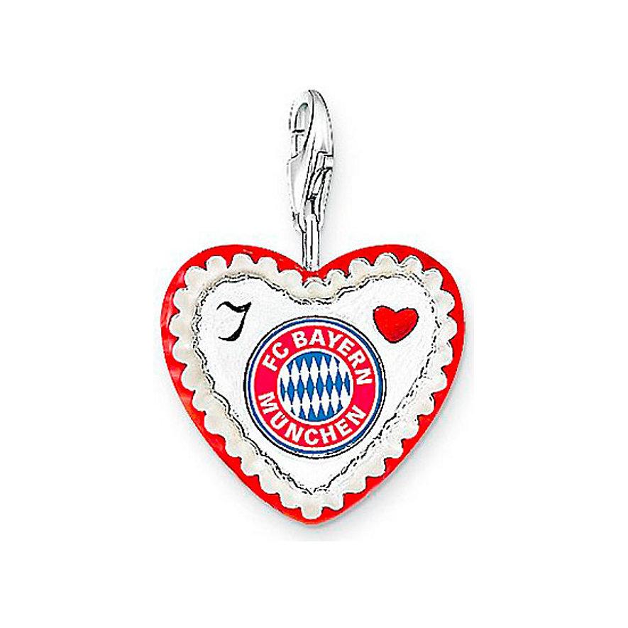 Thomas Sabo Charm FC Bayern-Lebkuchenherz FCB_0011-007-10